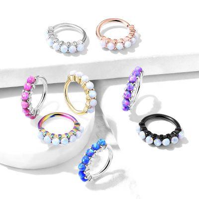 Rõngasneet opaalkivikeste reaga